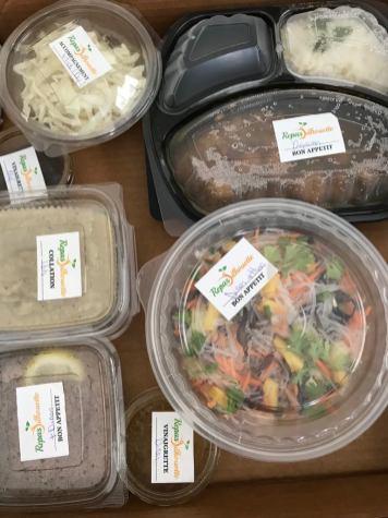 Repas silhouette, cuisine diététique, serial foodie, abidjan, Cote D'ivoire