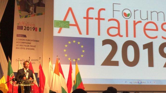 Forum des Affaires 2019, le bilan, serial foodie, abidjan, cote d'ivoire
