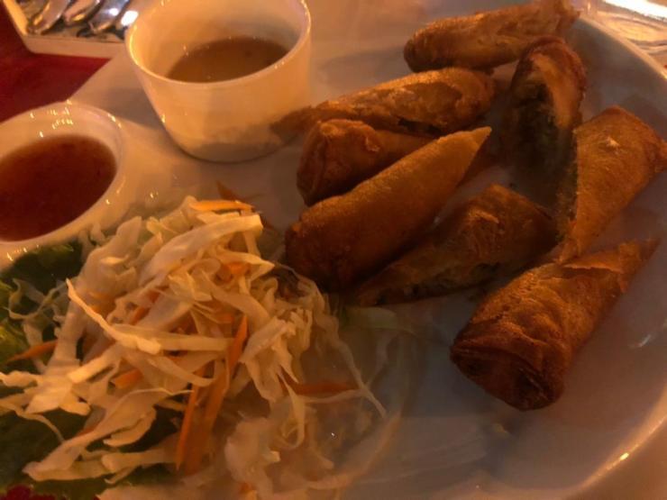 Bangkok abidjan, restaurant, Cocody, cote d'ivoire, blog critique de restaurant, serialfoodie