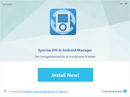 syncios manager ultimate crack