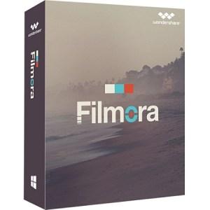 Wondershare Filmora 8.7.3.0 Crack