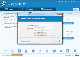 GLARY Utilities Pro 5.103.0.126 CrackGLARY Utilities Pro 5.103.0.126 Crack