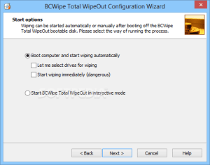 BCWipe 6.09.20 by Jetico with crack and key - Free Download
