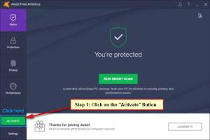 Avast Antivirus 2019 License Key Activation Code Free Download