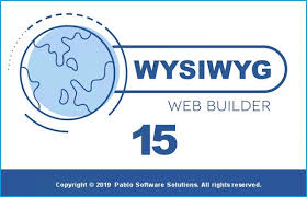 WYSIWYG Web Builder 15.2.1 Crack with Keygen Key Download 2020