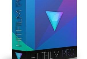 HitFilm Pro 14.0.9520.40066 Crack