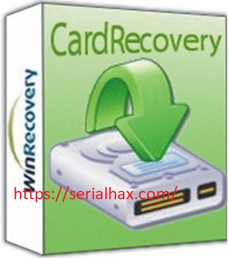 CardRecovery 6.10 Crack With Keygen Free Download Latest Version