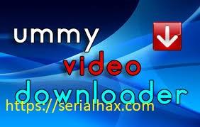 Ummy Video Downloader 1.10.7.2 Crack With Serial Key 2020 Latest Version