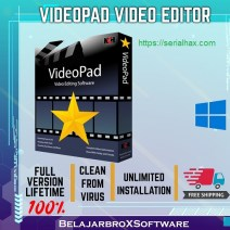 VideoPad Video Editor 8.65 Crack With Activation Key Latest 2020