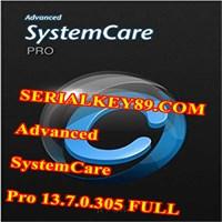 Advanced SystemCare Pro 13.7.0.305