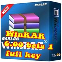 WinRAR 6.00 beta 1