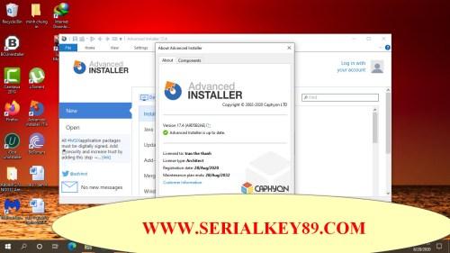 ADvanced Installer 17.4