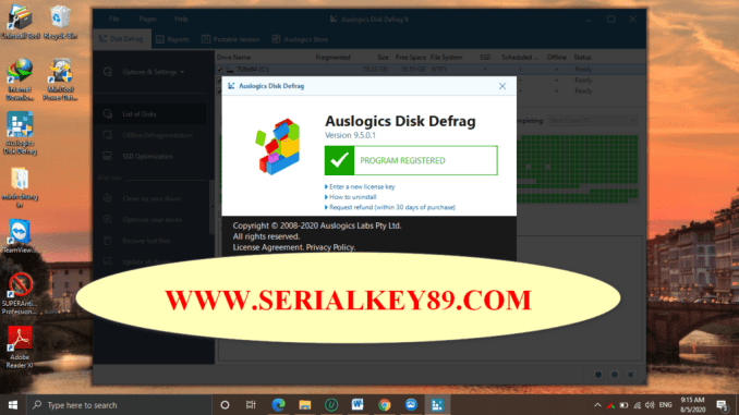 Auslogics File Recovery Professional 9.5.0.1