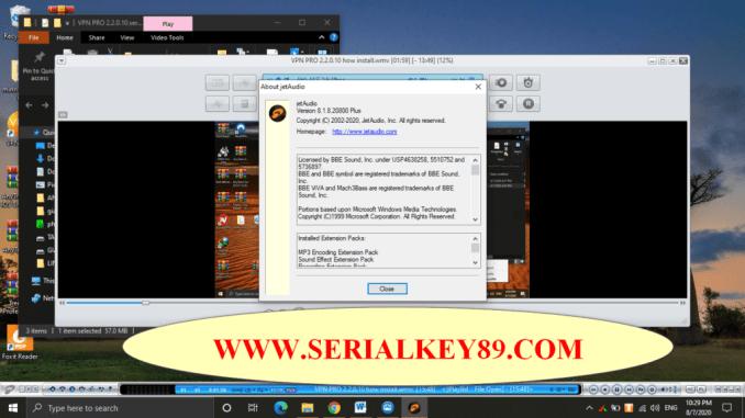 JetAudio Plus 8.1.8.20800