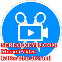 Movavi Video Editor Plus 20.4