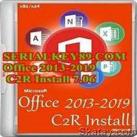 Office 2013-2019 C2R Install 7.06
