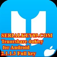 Tenorshare 4uKey for Android 2.1.1.3 Full key