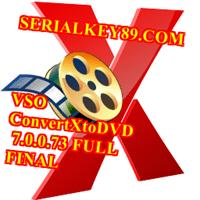 VSO ConvertXtoDVD 7.0.0.73
