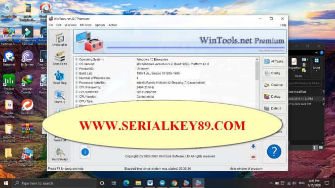 WinTools.net All Edition 20.7