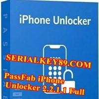 PassFab iPhone Unlocker 2.2.1.1