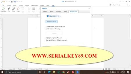 Polaris Office 9.112.043.41530