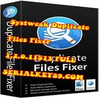 Systweak Duplicate Files Fixer 1.2.0.11513176