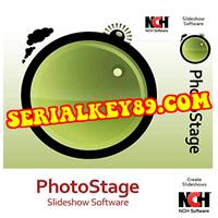 NCH PhotoStage Slideshow Producer Professional 8.15