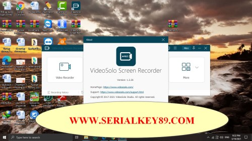 VideoSolo Screen Recorder 1.2.26