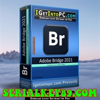 Adobe Bridge CC 2021