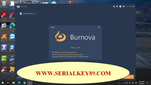 Aiseesoft Burnova 1.3.78