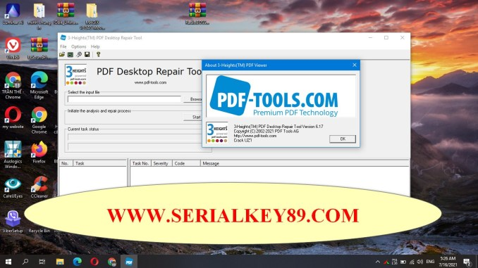 3-Heights PDF Desktop Repair Tool 6.17.1.3 x64