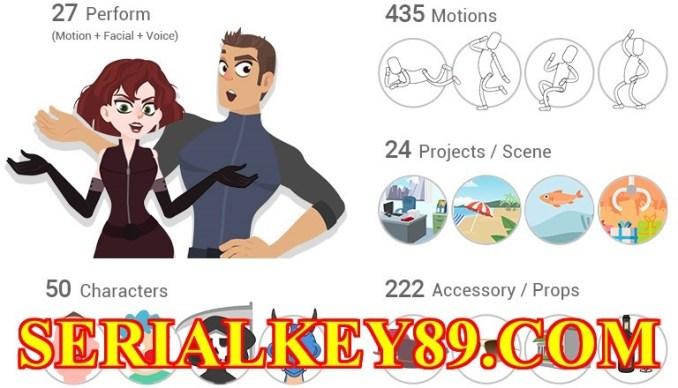 Reallusion Cartoon Animator 4.5.3306