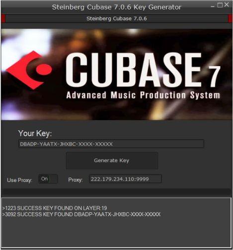 cubase keygen free download