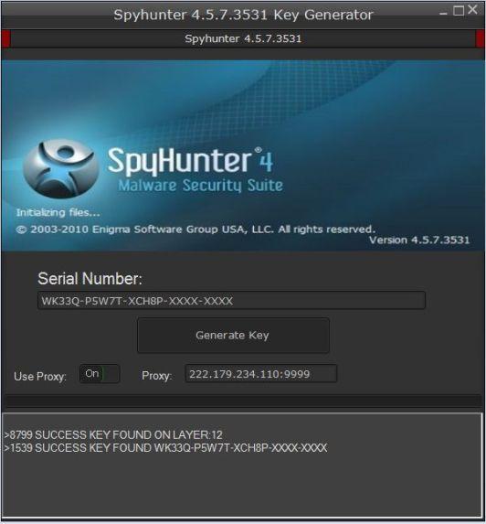 Spyhunter 4 Keygen