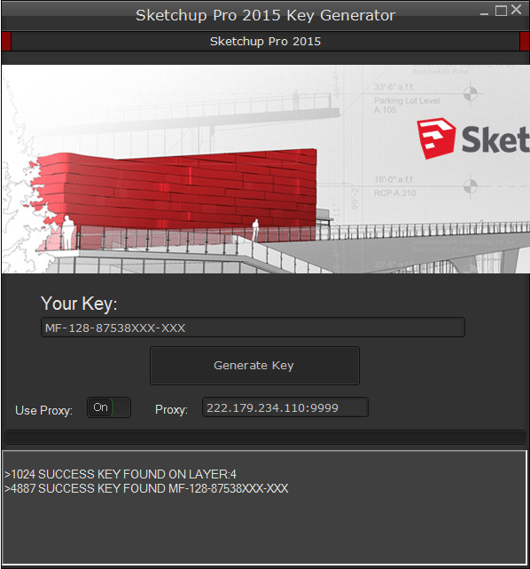 sketchup license key mac