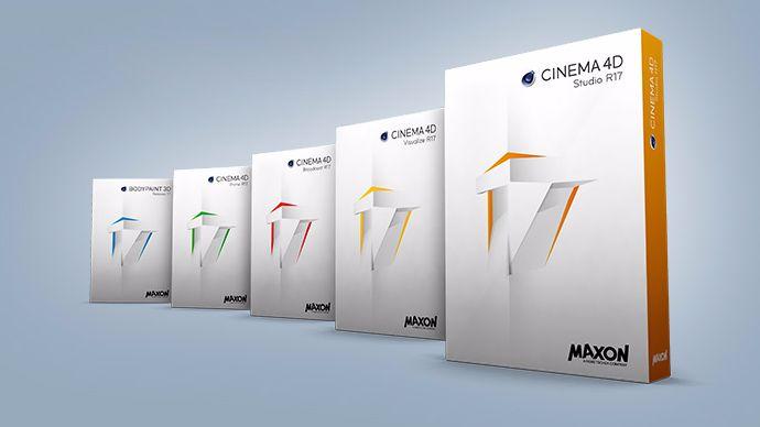 Cinema 4D R17 Crack Full Serial Number Free Download