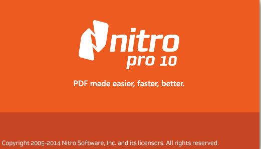 Nitro Pro 10 Serial Number Crack Keygen Free Download - Serial Key
