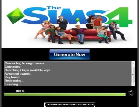 The Sims 4 key