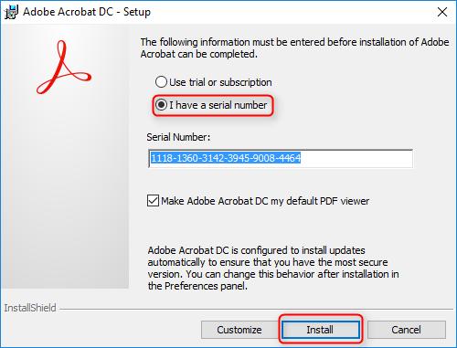 Adobe Acrobat Pro DC 2019 Crack With Serial Number Download