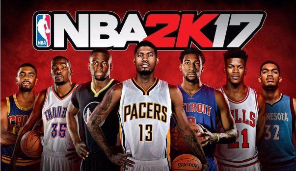 NBA 2K17 Crack Serial Key Generator 2017 Free Download