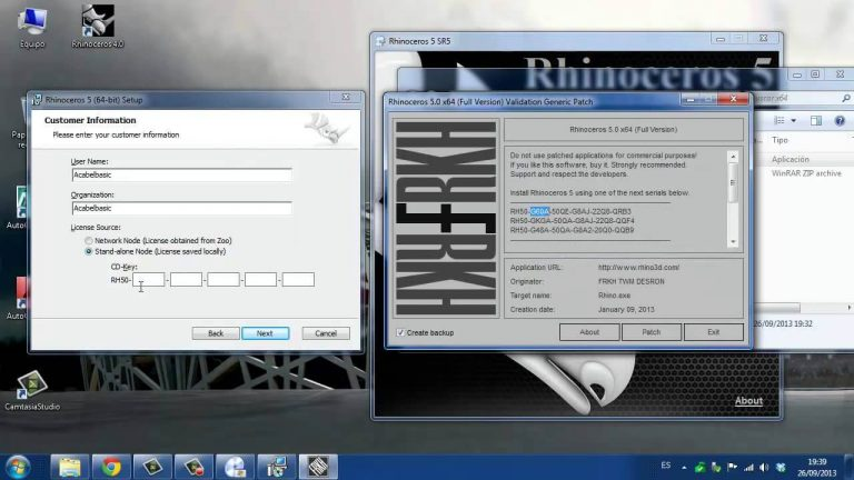 rhino 5 mac crack