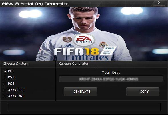 fifa 17 license key free