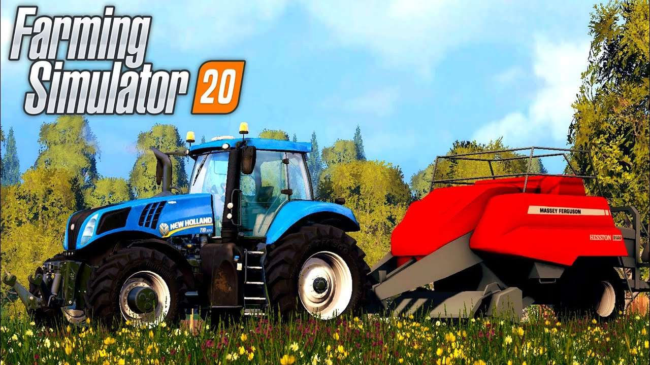 Farming Simulator 2020 Crack Activation Key Download Free [ Pc / Mac ] Working 100%