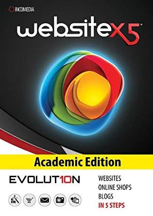 WebSite X5 Evolution Crack 17.0.11