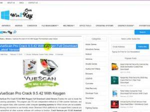 VueScan 9.7.67 Crack 2021