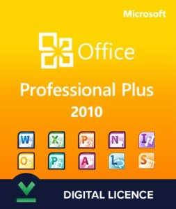 Microsoft Office Professional Plus 2010 Product Key 100% Working