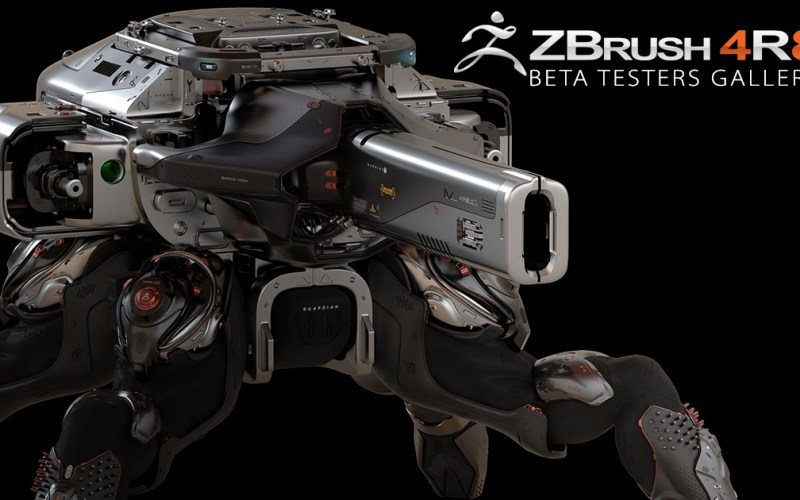 ZBrush 4r8 Crack Full + Activation Key Free Download