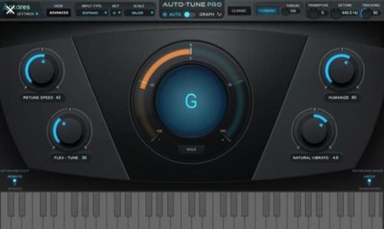 Antares Autotune 9.1.1 Crack + Keygen Free {Win + Mac}