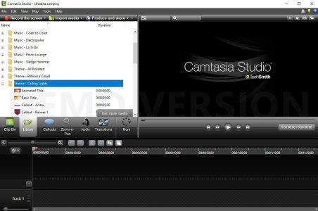 Camtasia Studio 2019.0.10 Crack incl Serial Key Full Download