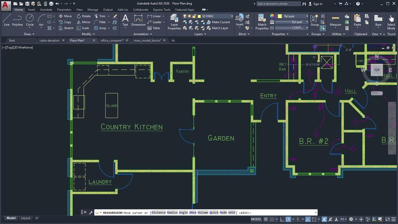 Autodesk AutoCAD 2021 Crack 2020.2.1 For PC [Latest]